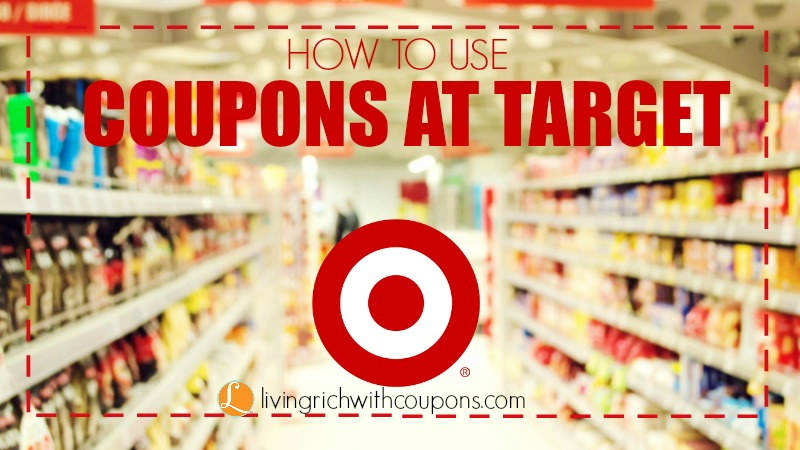 How to Use Coupons at Target