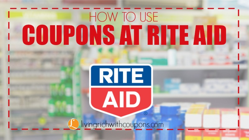 How to use coupons at Rite Aid