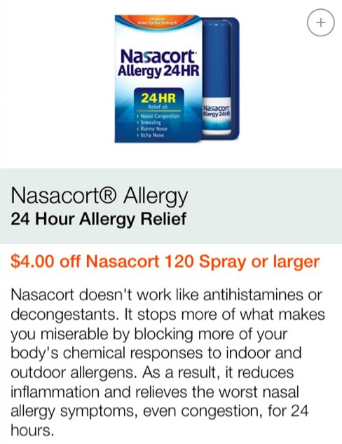 allergy control products discount coupon