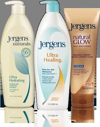 Jergens moisturizer coupon