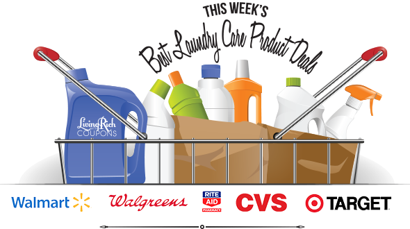 Laundry Care Deals - 1/4/15