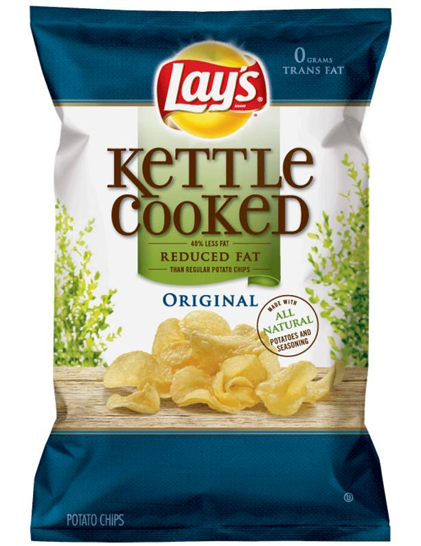 how to make kettle cooked chips