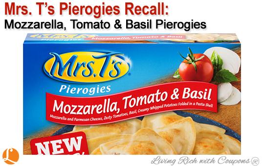 Mrs Ts Pierogies Recall 3-2-2015