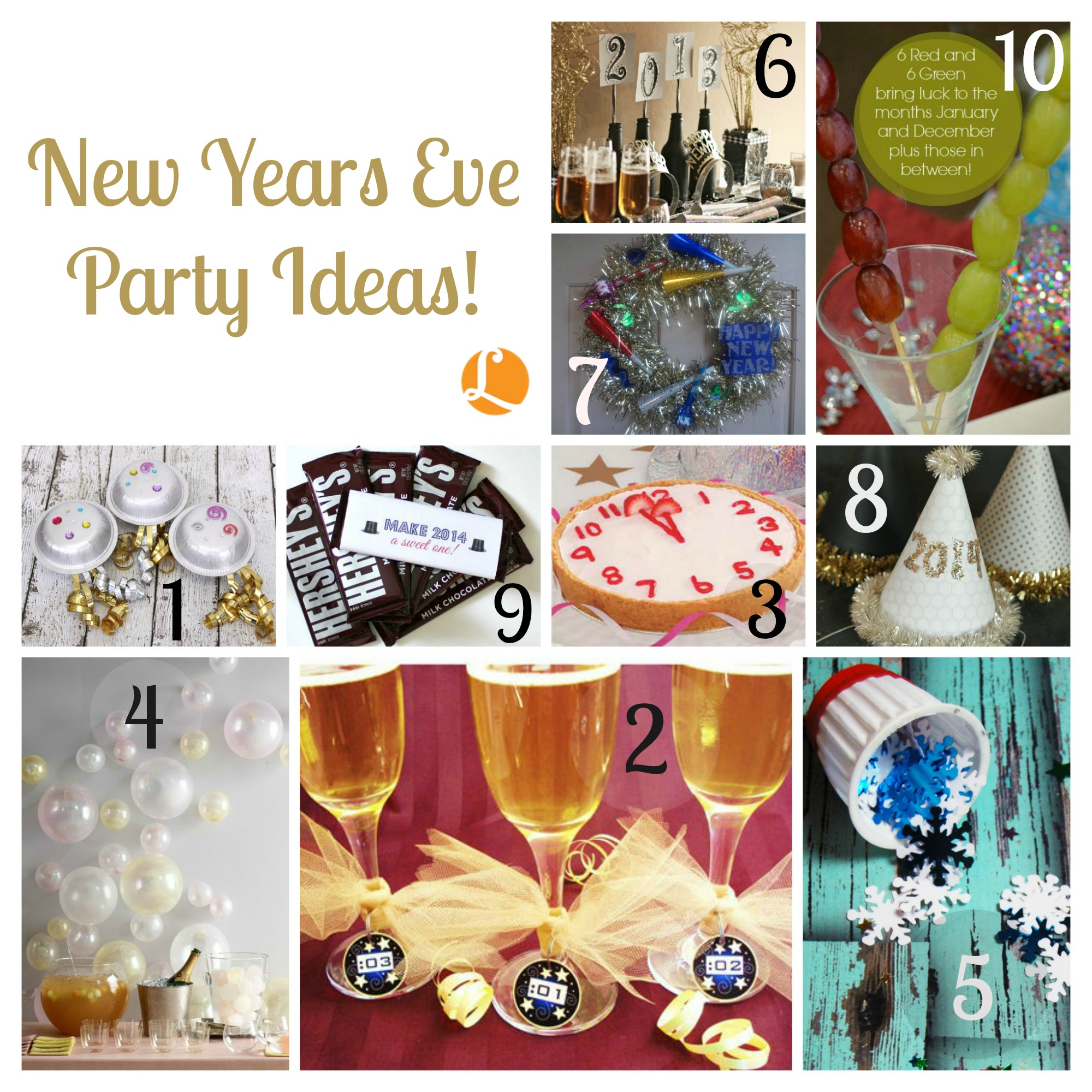 Top 10 new years eve party ideas living rich with for Fun new years eve party ideas