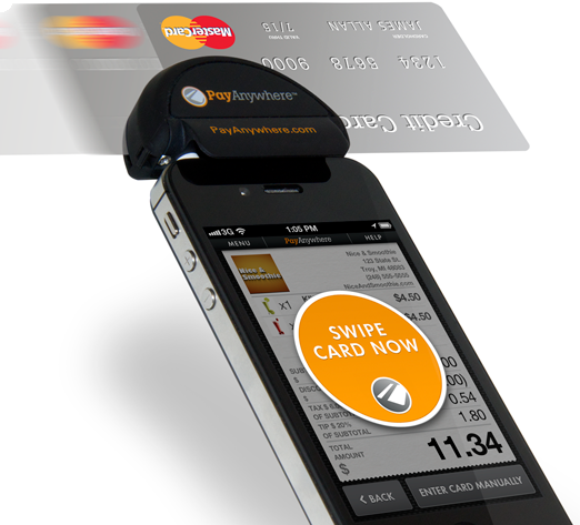 PayAnywhere Credit Card Reader Coupon