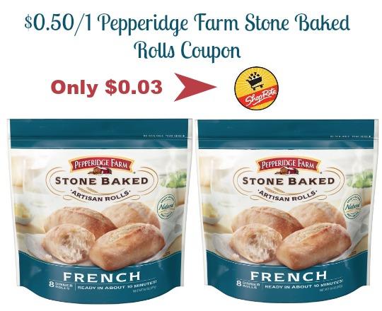 Pepperidge farm cinnamon bread coupons