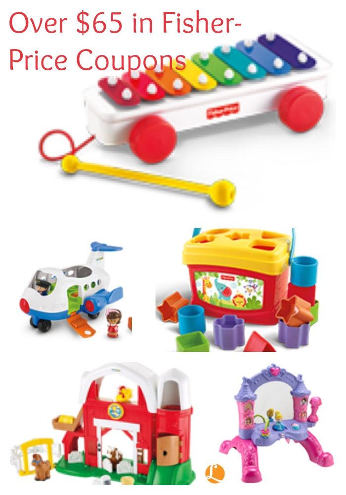 Toy Coupons Print Up To 65 00 In New Fisher Price