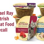 Rachael Ray Nutrish Cat Food Recall