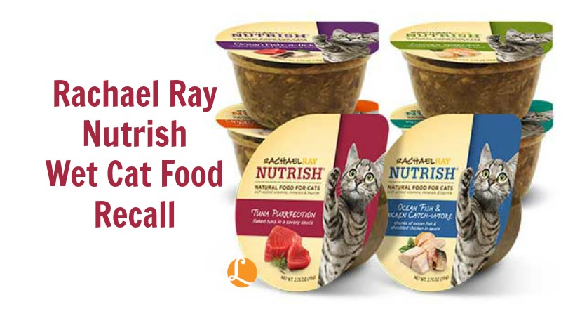 Nutrish Cat Food Recall