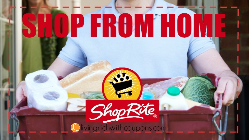SHOPRITE SHOP FROM HOME