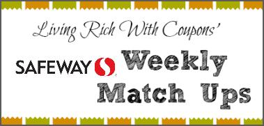 Safeway match ups 4/30