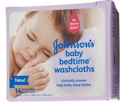 Johnson's Baby Washcloths Coupon