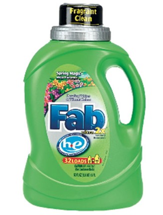 Fab Laundry Coupon