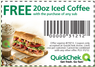 Quick Chek Coupon - BOGO Lipton Pure Leaf Iced Tea -Living Rich ...