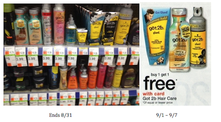 Walgreens Deals 8/31 ONLY