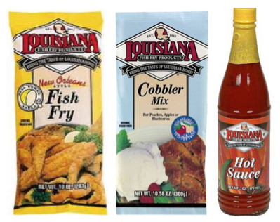 Louisiana Fish Fry Coupons