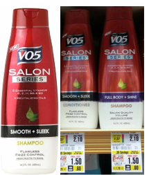 V05 Salon Series Coupon