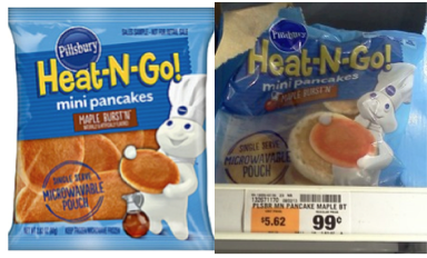 Pillsbury Heat-N-Go Coupon