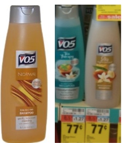 VO5 CVS Deal