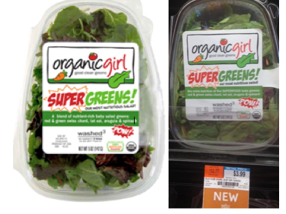 Organic Girl Salad Coupon
