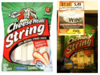 Frigo String Cheese Acme Deal