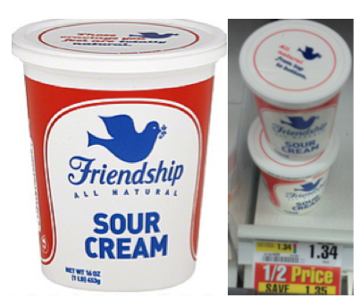 Friendship Sour Cream