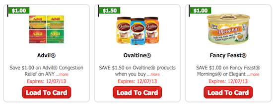 ShopRite Coupons 10/13/13