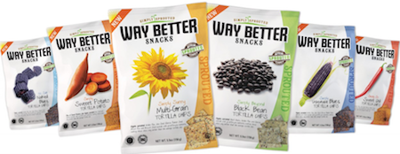 Way Better Snacks Coupon