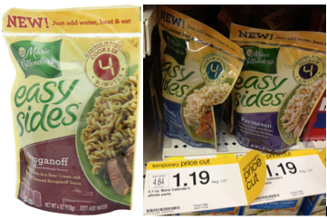 Marie Callender's Easy Sides Deal