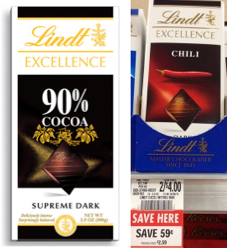 Lindt Chocolate Bar Coupon