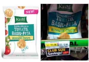 Kashi Hummus Crisp Coupon