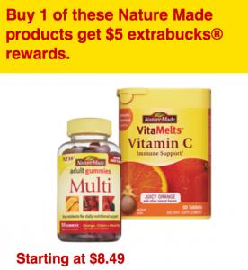 CVS VitaMelts Deal