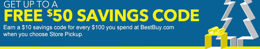 Best Buy Holiday Deal