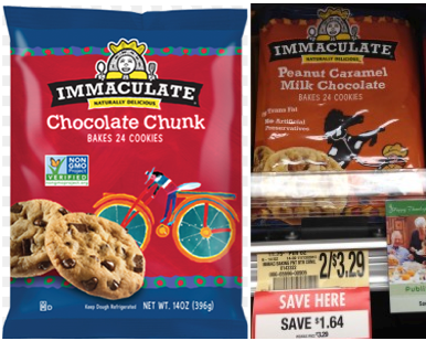 Immaculate Cookie Dough Coupon