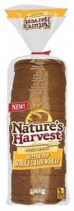 Nature's Harvest Bread Coupon