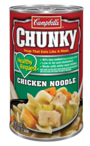 Campbell's Chunky Soup or Chili Coupon