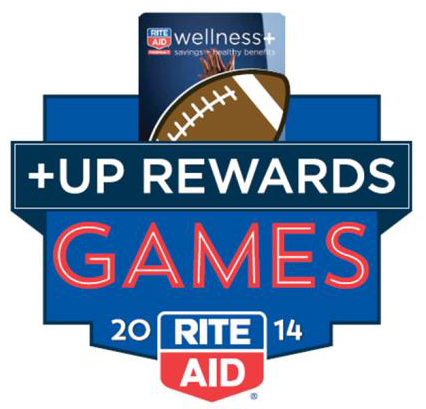 Rite Aid +UP Reward Games 2014