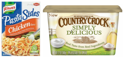 Knorr & Country Crock Coupons