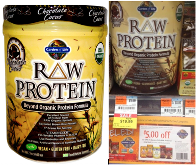 Raw Protein Powder Whole Foods Deal
