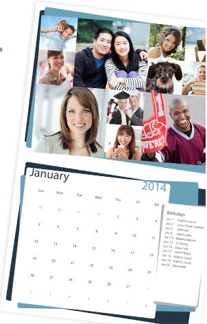 Free Staples Calendar