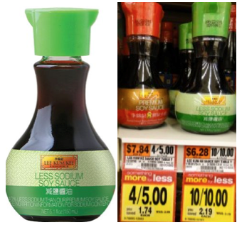 Lee Kum Lee Soy Sauce Acme Deal