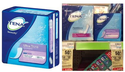 Tena CVS Money Maker