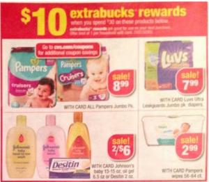Luvs diaper manufacturer coupons