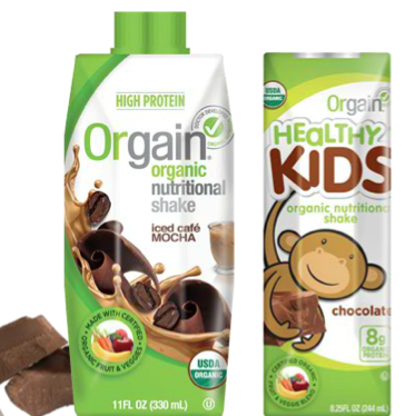 Orgain Nutritional Drinks Whole Foods Deal