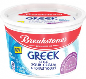Breakstone's Greek Sour Cream Coupon