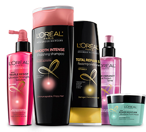 L'Oreal Advanced Hair Care Coupon