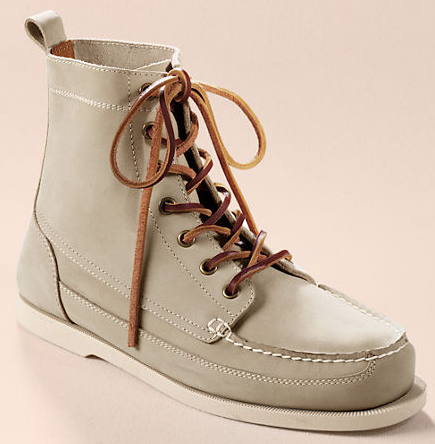 Lands End Men's Webster Boat Boot