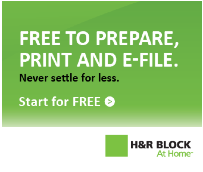 H & r block coupon code 2018