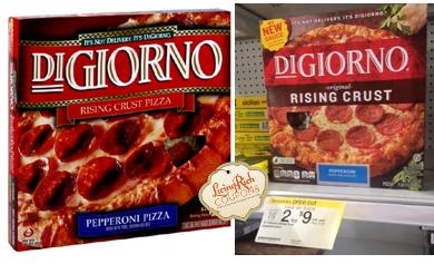 Digiorno Pizza Target Deal