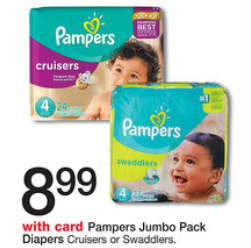 Diapers can be a big expense for families, when raising young kids. We have a round up of this weeks best in-store diaper prices. We also have a round up of the best Amazon Family (formally Amazon Mom) diaper deals for this week, if you would rather shop from the convenience of your own home.